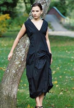 Exklusive Mode körpernah umspielt 7