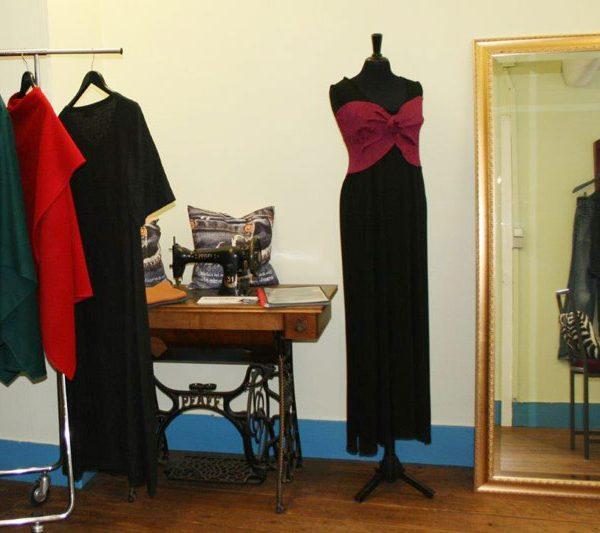 Showroom von Gali fashion design