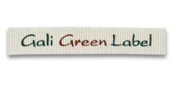 Label Gali fashion design Green